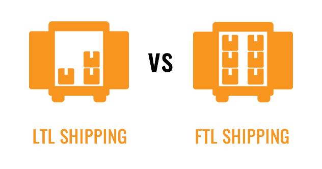 ltl shipping vs ftl shipping